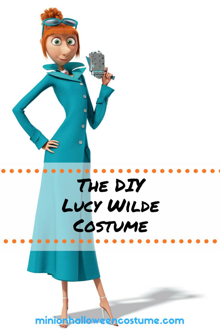 The DIY Lucy Wilde Costume