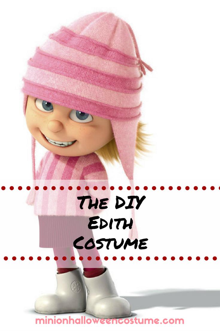 The DIY Edith Costume