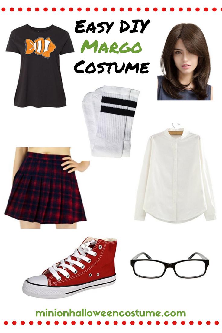 Easy DIY Margo Costume