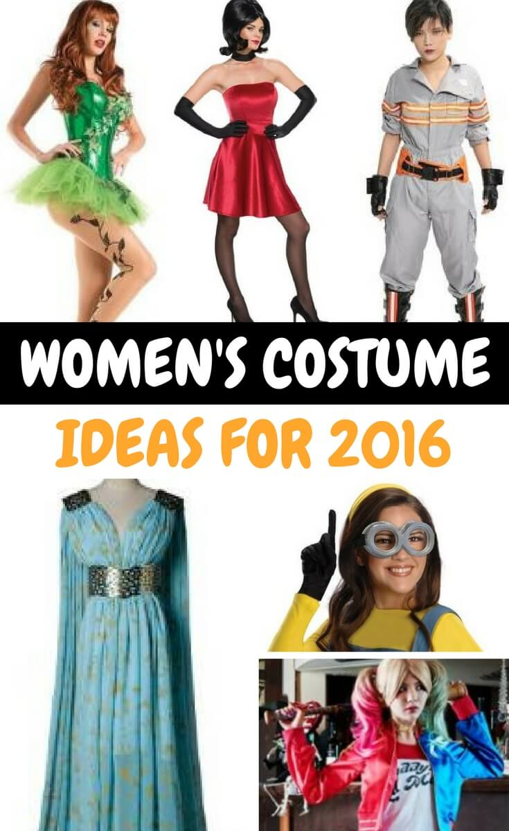 Women's Costume Ideas 2016