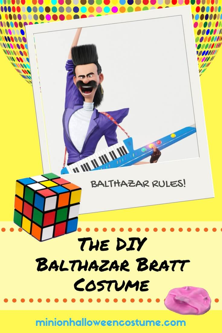 The DIY Balthazar Bratt Costume