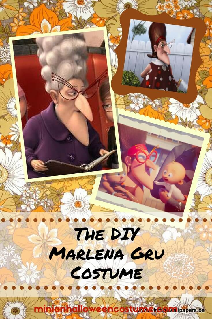 The DIY Marlena Gru Costume